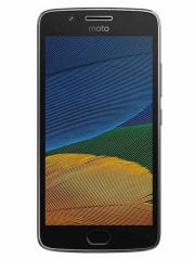 Fotografia Motorola Moto G5