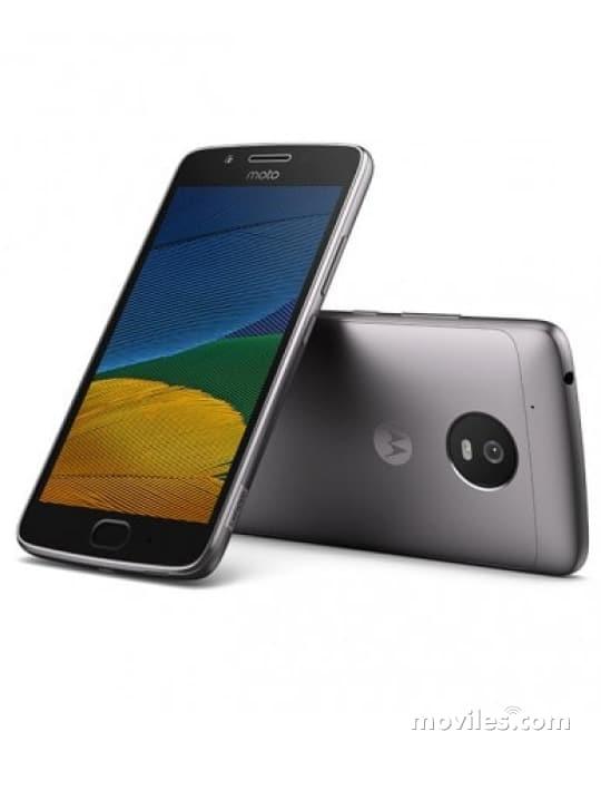 Fotografia Moto G5