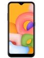 fotografía pequeña Samsung Galaxy A01