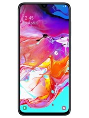 Fotografia Galaxy A70