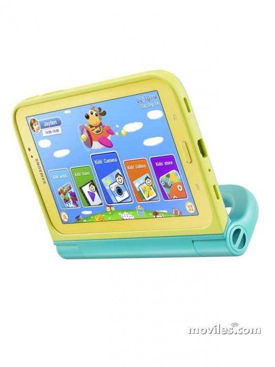 Fotografia Tablet Galaxy Tab 3 Kids