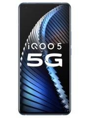 Fotografia iQOO 5 5G
